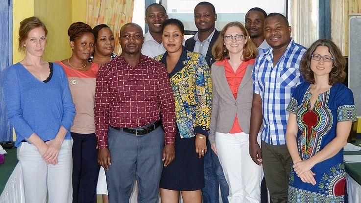 "Inception Workshop of EU co-funded project ""Women Leaders – Power of Change, Wanawake Viongozi – Nguvu ya Mabadiliko"""